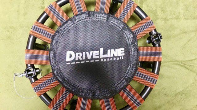 Driveline リカバリー ミニトランポリン 18インチ ポータブル 折りたたみ式トランポリン キャリーケース付き