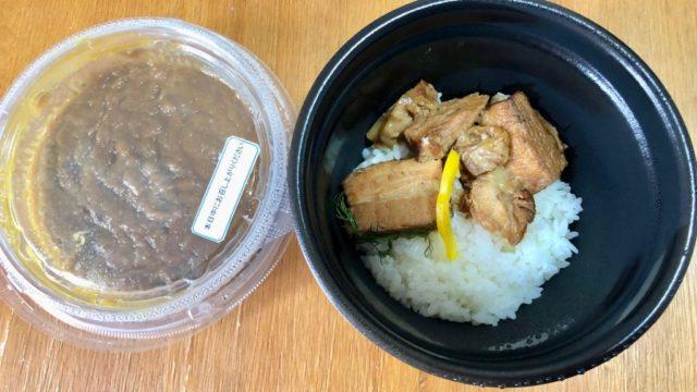 角煮カレー kokett cafe (コケットカフェ) テイクアウト