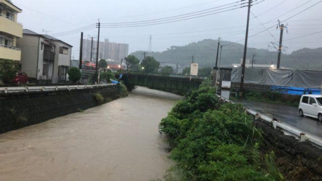 2019年7月3日 集中豪雨