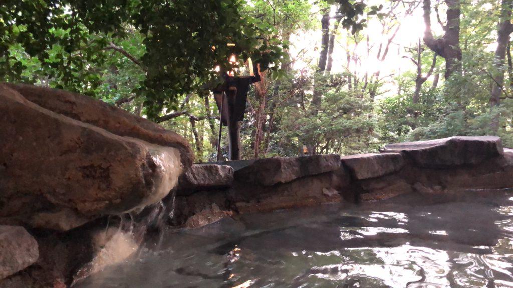 旅行人山荘 赤松の湯