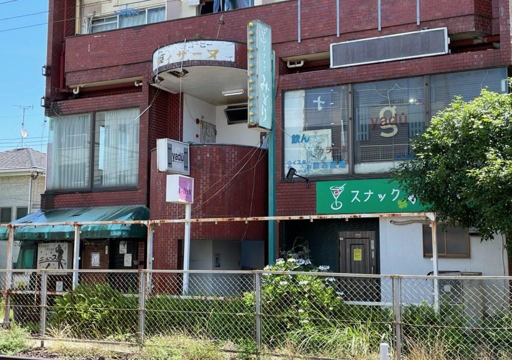 鹿児島市 脇田電停